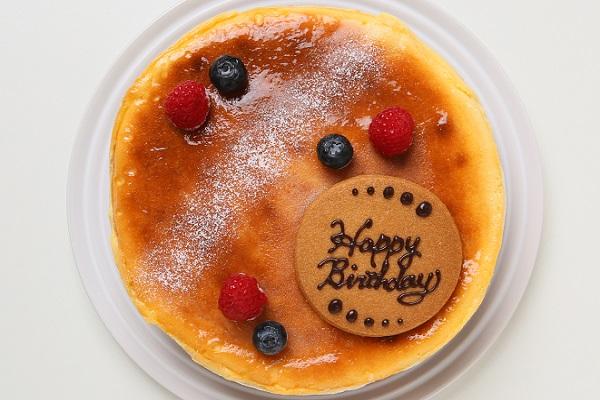 キャラメルチーズケーキ 6号 18cmの画像2枚目