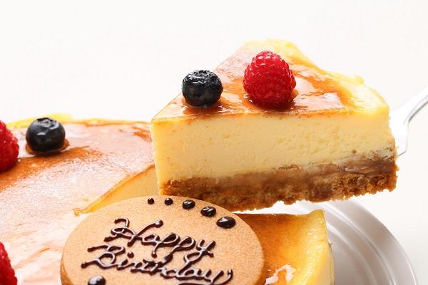 キャラメルチーズケーキ 6号 18cmの画像3枚目