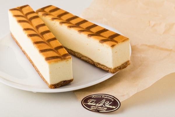 ベークドチーズケーキ スティックタイプ 8本入り 10.5cm
