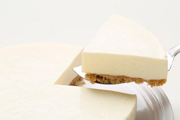 軽井沢高原のこだわりの素材を使用☆レアチーズケーキ 5号 15cmの画像3枚目