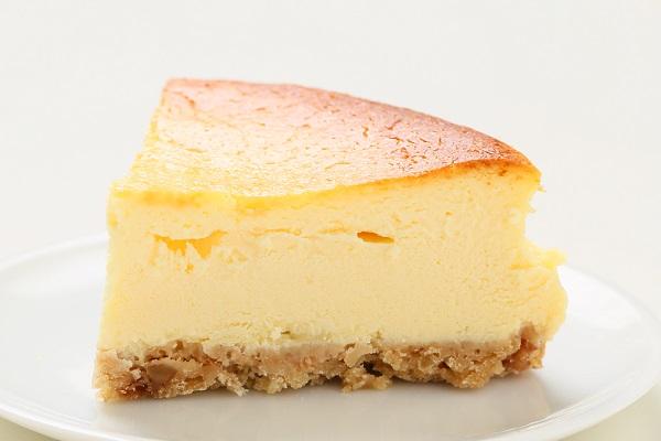チーズのコクとレモンの爽やかさがマッチ☆ベイクドチーズケーキ 5号 15cmの画像4枚目