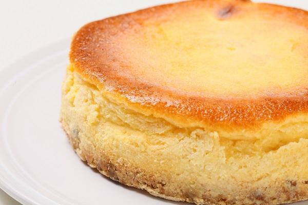 チーズのコクとレモンの爽やかさがマッチ☆ベイクドチーズケーキ 5号 15cmの画像6枚目