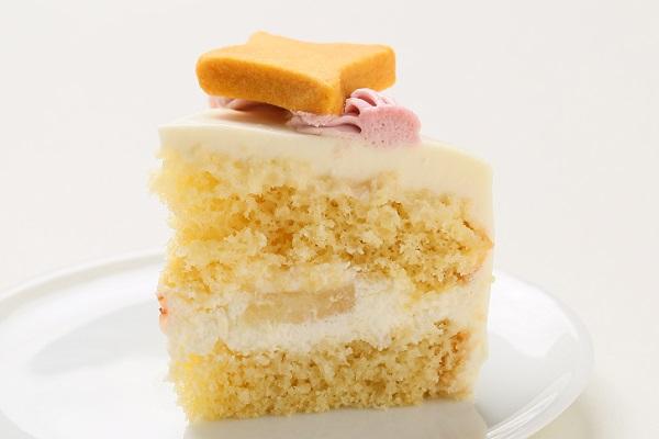 卵・乳製品除去 似顔絵クッキーのデコレーションケーキ 4号 12cmの画像5枚目