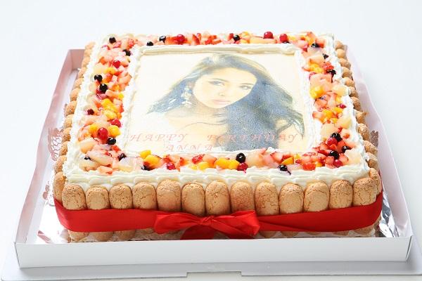 フォトケーキ 30×30cmの画像2枚目