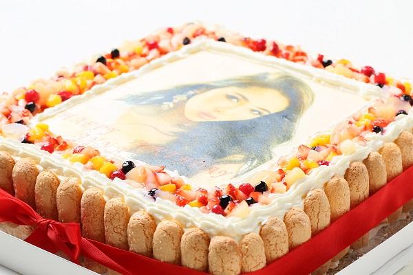 フォトケーキ 30×30cmの画像3枚目