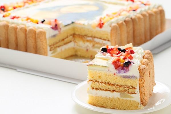 フォトケーキ 30×30cmの画像6枚目