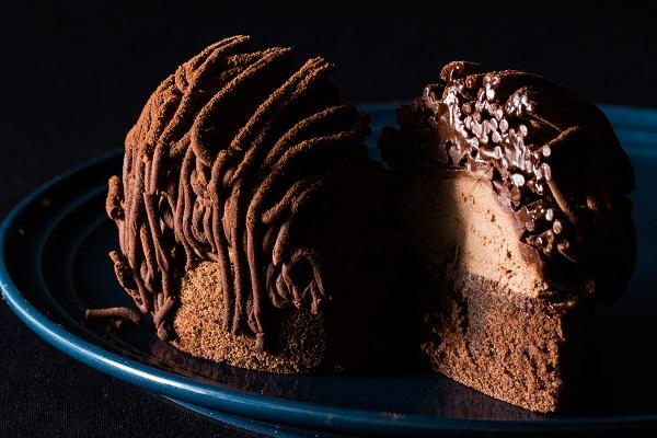 チョコレートモンブラン3個入りの画像8枚目
