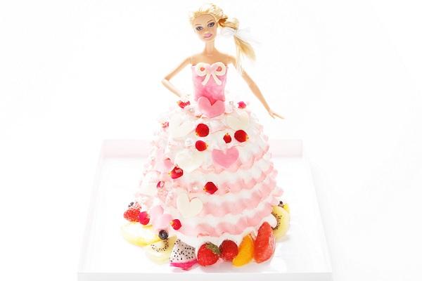 ドールケーキ 底面20cm×高さ18cm