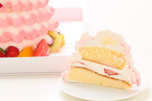 ドールケーキ 底面20cm×高さ18cmの画像7枚目