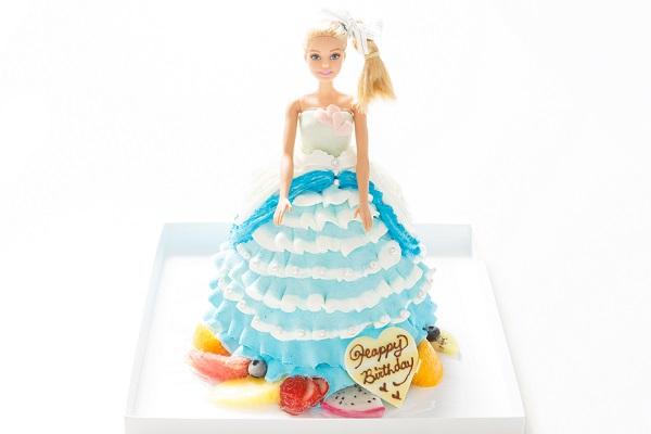 ドールケーキ 底面20cm×高さ18cmの画像3枚目
