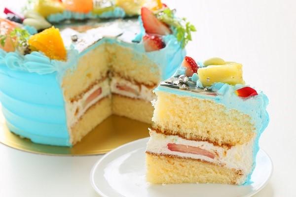 写りが綺麗な写真ケーキ 5号 15cmの画像5枚目