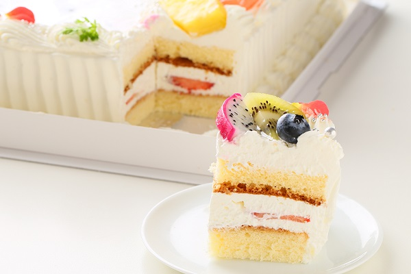 【東京首都圏のみ 直接冷蔵配送】大型写真ケーキ 30×30cmの画像5枚目