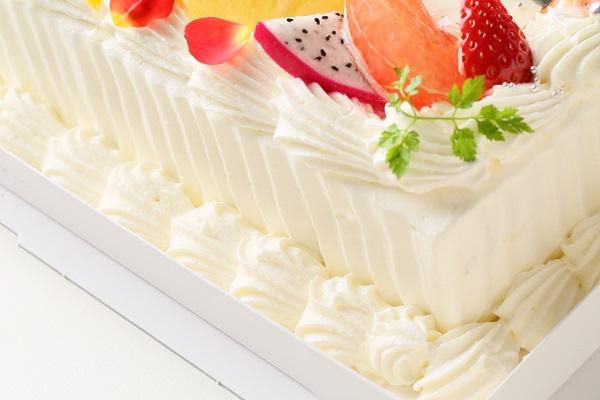 【東京首都圏のみ 直接冷蔵配送】大型写真ケーキ 30×30cmの画像8枚目