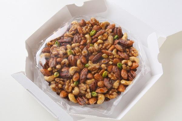 卵・乳製品・小麦粉除去 Vivo木の実いっぱいのローチョコレートタルトの画像8枚目