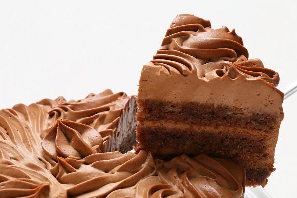 卵・乳製品・小麦粉除去可能 チョコクリームデコレーションケーキ 4号 12cmの画像3枚目