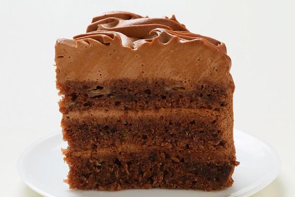 卵・乳製品・小麦粉除去可能 チョコクリームデコレーションケーキ 4号 12cmの画像4枚目