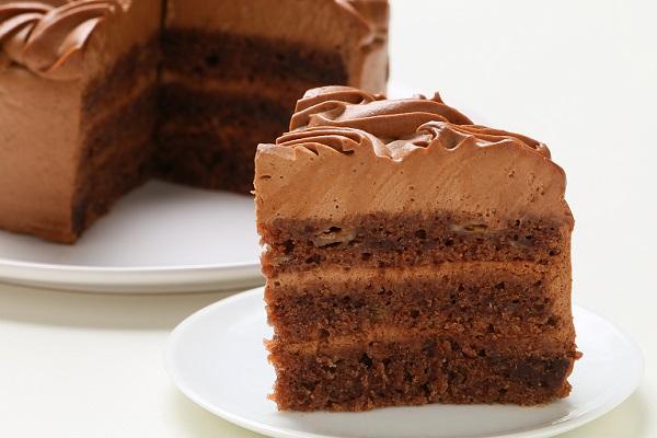 卵・乳製品・小麦粉除去可能 チョコクリームデコレーションケーキ 4号 12cmの画像5枚目