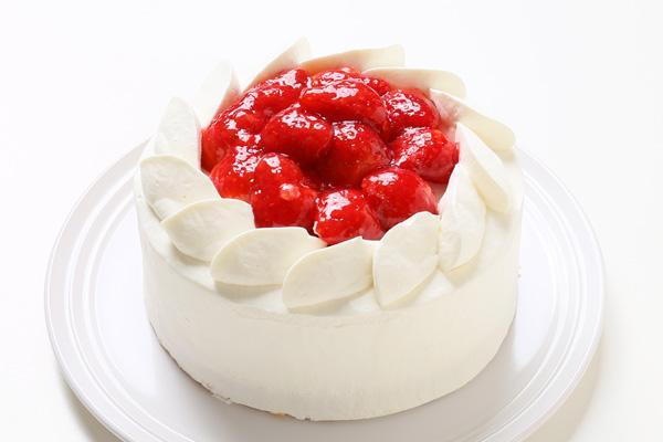 イチゴ生デコレーションケーキ