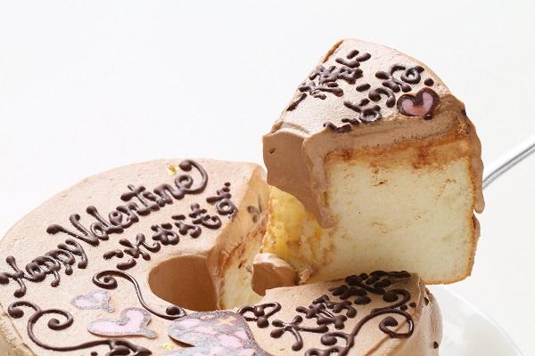 バレンタイン限定 お手紙ケーキ 直径21cmの画像3枚目