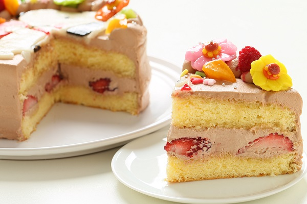乳製品・小麦粉除去 キャラクターケーキ 豆乳クリーム 4号 12cmの画像11枚目