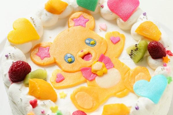 乳製品・小麦粉除去 キャラクターケーキ 豆乳クリーム 4号 12cmの画像13枚目