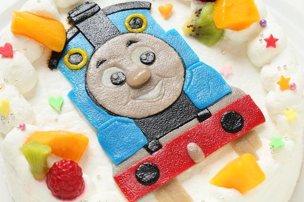 乳製品・小麦粉除去 キャラクターケーキ 豆乳クリーム 4号 12cmの画像14枚目