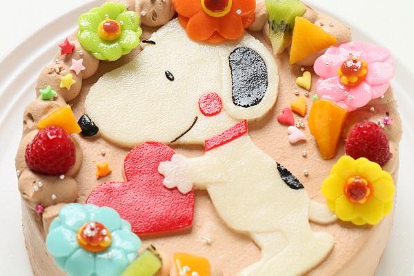 乳製品・小麦粉除去 キャラクターケーキ 豆乳クリーム 4号 12cmの画像16枚目