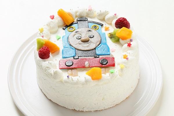 乳製品・小麦粉除去 キャラクターケーキ 豆乳クリーム キャラクター1体のみ 4号 12cmの画像3枚目