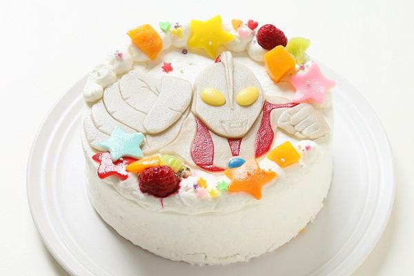 乳製品・小麦粉除去 キャラクターケーキ 豆乳クリーム 4号 12cmの画像4枚目