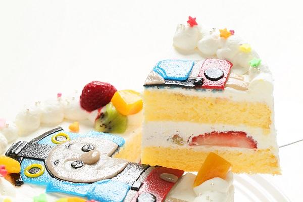 乳製品・小麦粉除去 キャラクターケーキ 豆乳クリーム 4号 12cmの画像6枚目