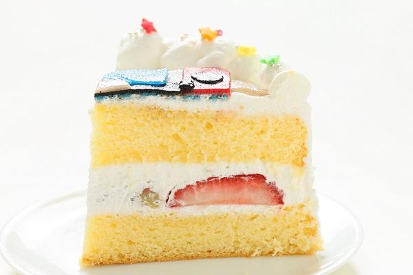 乳製品・小麦粉除去 キャラクターケーキ 豆乳クリーム 4号 12cmの画像7枚目