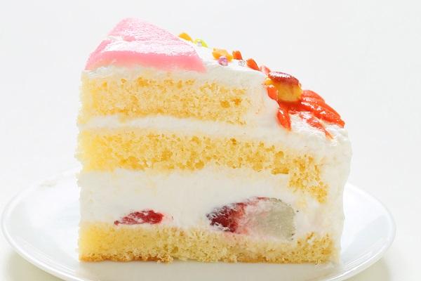 小麦粉除去 デコもり。Happy Number birthdaycake 4号 12cmの画像4枚目
