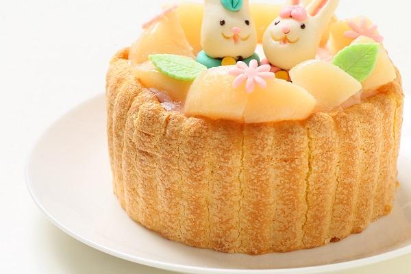 初節句におすすめな乳幼児ヨーグルトケーキ 4号 12cm ひなまつり限定の画像9枚目