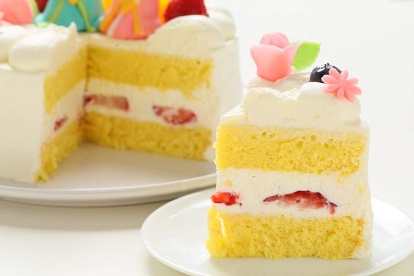 ひな祭りケーキ 5号 15cm ひなまつり限定の画像5枚目