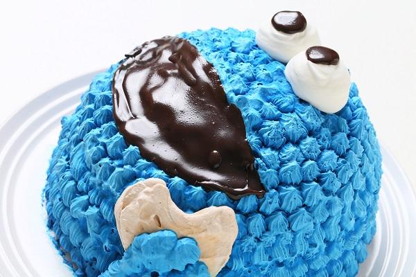 目玉商品!立体生クリームデコレーションケーキ 5号 15cmの画像10枚目