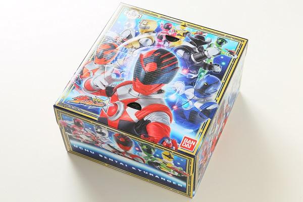 生デコレーションケーキ 宇宙戦隊キュウレンジャー 5号 15cmの画像8枚目