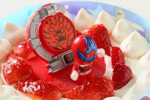 生デコレーションケーキ 宇宙戦隊キュウレンジャー 5号 15cmの画像9枚目