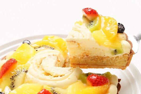 写真ケーキ フルーツタルト 5号 15cmの画像3枚目