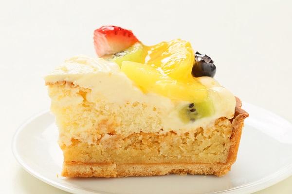写真ケーキ フルーツタルト 5号 15cmの画像4枚目