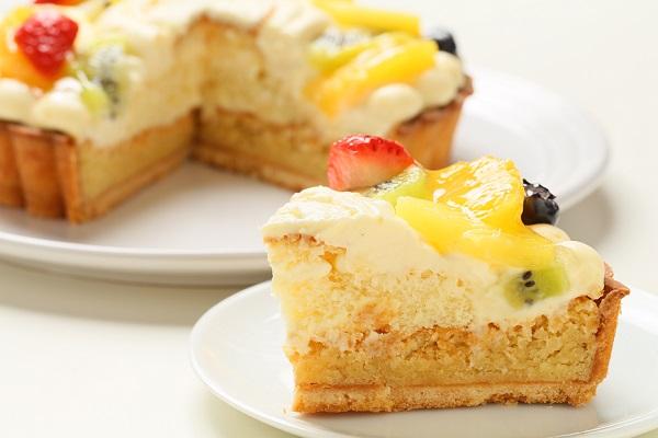 写真ケーキ フルーツタルト 5号 15cmの画像5枚目