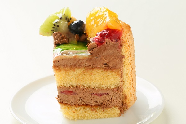 スペシャルチョコフォトケーキ 15×15cmの画像4枚目