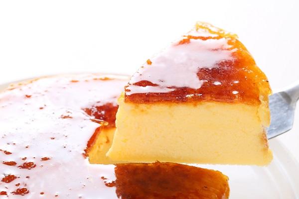 焼きチーズケーキ 4号 12cmの画像3枚目