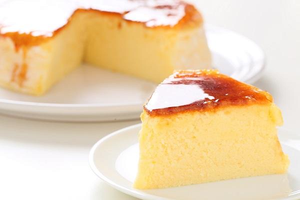 焼きチーズケーキ 4号 12cmの画像5枚目