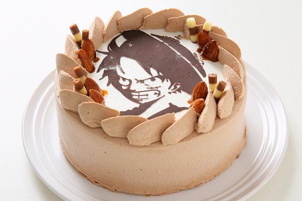イラストケーキ 8号 24cmの画像2枚目