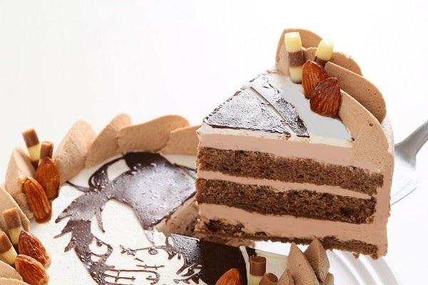 イラストケーキ 8号 24cmの画像3枚目