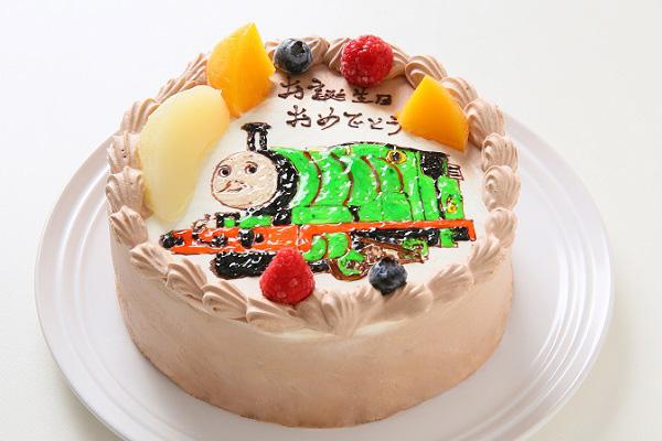 フランボワーズオリジナル イラストケーキ 5号 15cmの画像5枚目