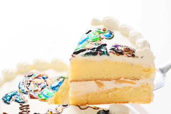 フランボワーズオリジナル イラストケーキ 5号 15cmの画像6枚目