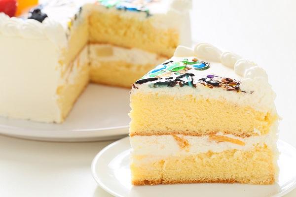 フランボワーズオリジナル イラストケーキ 5号 15cmの画像8枚目