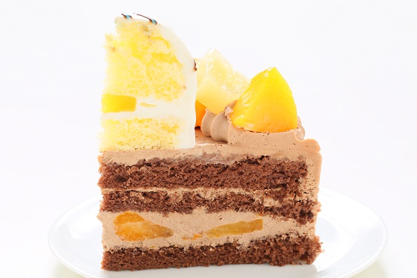 のりもの立体生クリームデコレーションケーキ 5号 15cmの画像10枚目