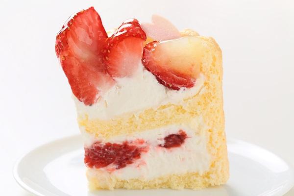 ファーストバースデーケーキ ホイップヨーグルトクリーム 4号 12cmの画像6枚目